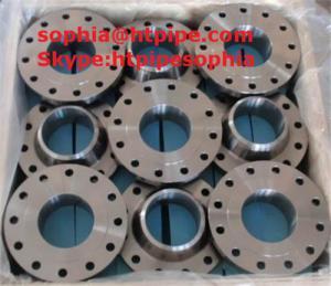 China ASTM A182 F304 F304L F304Hの溶接首のフランジ on sale