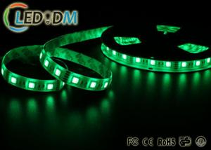 China 72W 60 LEDs/m 5050 RGB LED Strip Lights Low Voltage DC12V 14.4W/M RGB on sale