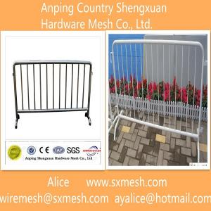 China 2014 Australia high standard galvanized Temporary fence on sale