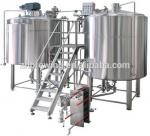 Stainless Steel Conical Copper Commercial Beer Brewing Equipment 50L 100L Mash Tun