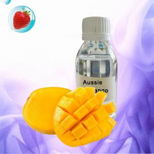 China 100% pure PG/VG High Concentrated Aussie Mango flavour used for nicotine E Liquid supplier