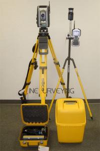 China Trimble S8 Robotic Total Station with TSC3 Controller on sale