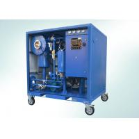 Electrical Equipment Portable Oil Purifier Machine Dustproof Type 4000 L/hour