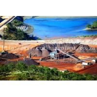 China Iron ore crushing plant in india on sale
