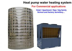 China Durable Solar Thermal Water Heater , Commercial Grade Hot Water Heater on sale