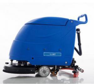 Battery type industrial walke behind auto floor scrubber dryer D56BT