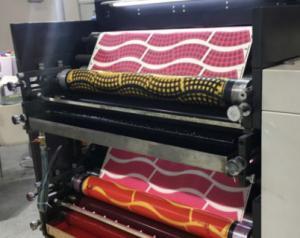 China Two Color / 2 Color Flexo Printing Machine ,FD920 Automatic Flexo Label Printing Machine on sale