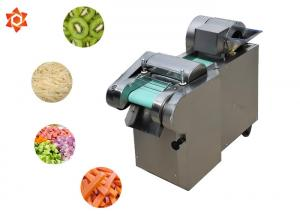 China Garlic Food Vegetable Cutter Slicer Machine 220v / 380v Long Service Life on sale