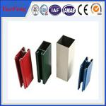 China aluminium profile to make doors and windows wholesale