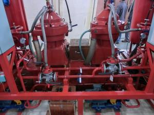 China Lubrication HFO Oil Purifier Separator Diesel oil centrifugal Oil Purifier on sale
