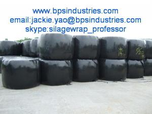 China BeneAg Silage bale wrap suitable for use on all types of bale wrappers on sale