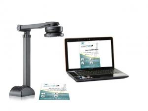 China High-definition A4 industrial document scanner V300 with 3 mega pixel camera for book on sale