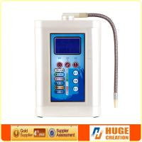Pure / Alkaline Water Ionizer Portable In black Or White , CE RoHS Approved