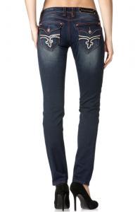 China nouveaux jeans de Rivival de roche de mode en gros on sale