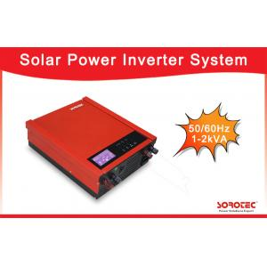 China 1-2kVA Optional Input Voltage Range Solar Inverter for Personal Computers on sale