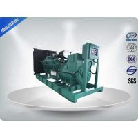 280kw / 350kva 50Hz Cummins Diesel Generator Set Open Type Diesel Generator