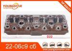 Casting Iron Engine Cylinder Head Assy For Russia Car Yamz CMD-22 22-06с9 c6 CMD 22  CMD 23 23-06C9 C6