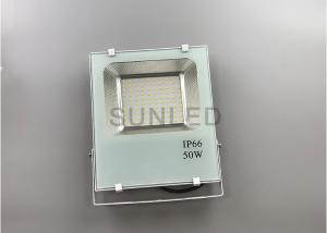 China Commercial LED Flood Lights High Density Die Cast Aluminum Material on sale