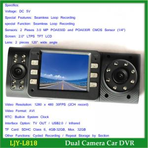 China HDMI car recorder camera black box on sale