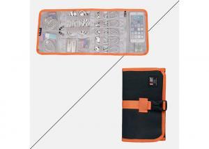 China Hard Drive Cables Organizer Bag USB Flash Drives Travel Folding Bag Digital Storage Bag on sale