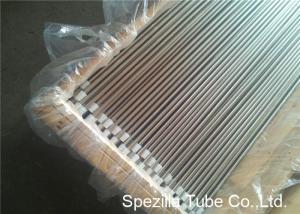 China Tuyau soudé d'acier inoxydable de 20 pi, épaisseur de paroi ronde de tube de l'acier inoxydable TP304 on sale