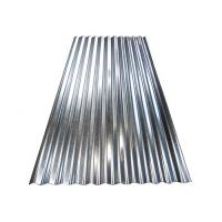 China Prepainted Galvanized Iron Ppgi Corrugated Metal Roof Panels on sale