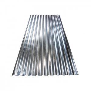 China Prepainted Galvanized Iron Ppgi Corrugated Metal Roof Panels on sale