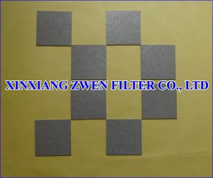 China Stainless Steel Powder Filter Sheet on sale