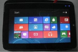China 10.2 inch WIN8 OS tablet pc, Win7/Win8/XP/Linux OS,Dual Core Intel Atom N570,1.66GHz on sale