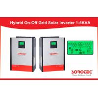 Multiple operation modes Solar Panel Inverter built - in MPPT solar controller