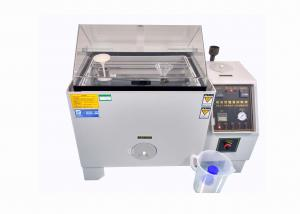 China Type 60 Salt Spray Test Chamber 108l Electronic Components And Metal Materials on sale