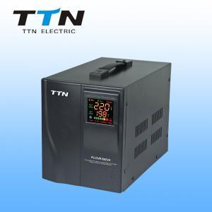 China PC-DVR 500VA-10000va relay control power supply AVR voltage regulator price power stabilizer Manufacturer LED display on sale