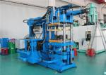 11kv Line Post Insulators Horizontal Injection Silicon Moulding Machine 500 Ton Clamp Force