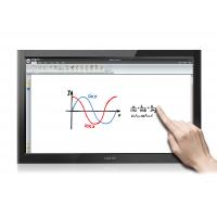 "32 / 64 Points Finger Touch Infrared Multi-Touch Screen Anti Glare  78"" For Education , Pc"