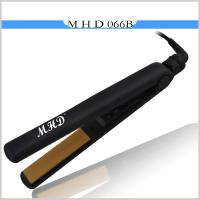 2014 New and top quality flat iron hair straightener and ceramic hair straightener
