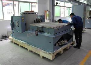 China Automobile Parts Vibration Testing Machine, Vibration Test System Meet ISTA 2A 3A on sale
