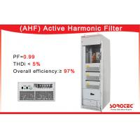 35A/50A/60A 400V/690V Electrical Harmonic Filter APF with Touch Screen Module Display Interface