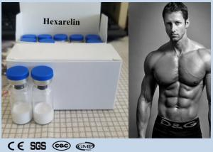 China Cutting Cycle Hexarelin Human Growth Hormone Peptide Muscle Gain CAS 140703-51-1 Fat Loss HEX Examorelin on sale