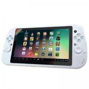 China White / Black Android Player PSP with 7 inch capacitive touch screen on sale