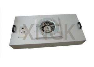 China Mini Pleated Size Hepa Filter Fan Unit , Reusable Blower Filter Unit 220V / 50Hz Power on sale