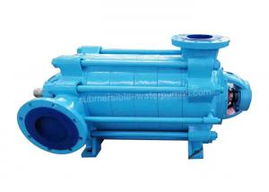 China Metal High Pressure Multistage Centrifugal Pumps / Boiler Feed Water Pump on sale