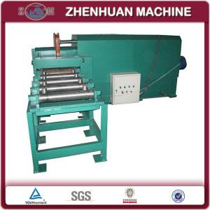 China Agricultural tractor wheel rim rounding machine on sale
