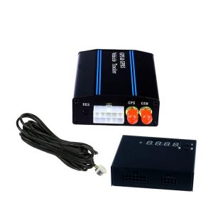China 5M 3G gps tracker Fuel Consumption Monitoring And 2 Way Voice Speaking on sale