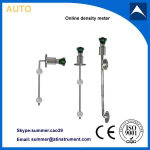 China Industry online densimeter used in measure Alcohol GL degrees on sale