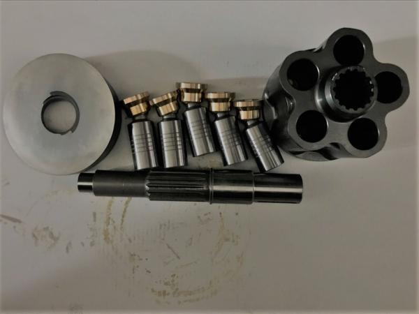 MSF40T20-3 Kayaba Hydraulic Pump Parts , Kayaba Swing Motor
