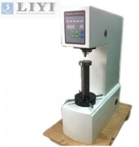 China Big Grain Metal Automatic Hardness Tester Electronic Brinell 135mm Throat Depth on sale