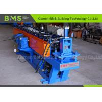China Auto Shelving Keel Racking Roll Forming Machine CE TUV BV Certificate on sale