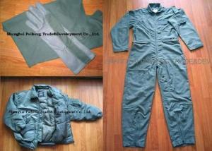 China Nomex Flight Suit/Flight Jacket/Nomex Pilot Glove on sale