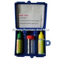China Testing Total Hardness Swimming Pool Cleaning Systems Test Kit For Pool Water on sale