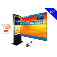 China Commercial LCD Display 1080P Advertising Digital Signage For Restaurants on sale